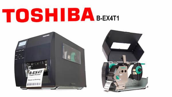 Barkod Yazıcıda Toshiba Farkı
